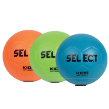 BOLA ANDEBOL SELECT SOFT KIDS