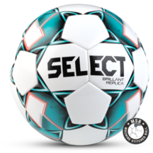 BOLA FUTEBOL SELECT MODELO BRILLANT REPLICA