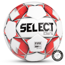 BOLA FUTEBOL SELECT MOD. BRILLANT SUPER TB FIFA QUALITY PRO