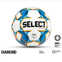 BOLA FUTEBOL SELECT MODELO DIAMOND IMS