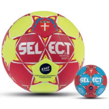 BOLA DE ANDEBOL SELECT MATCH SOFT